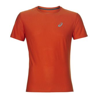 Maillot MC homme ESSENTIALS red clay