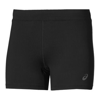 Mallas cortas mujer HOT performance black