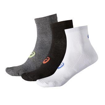 Lot de 3 paires de chaussettes 3PPK QUATER color assorted