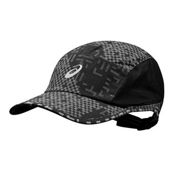 Casquette PERFORMANCE LYTE-SHOW lite stripe performance black