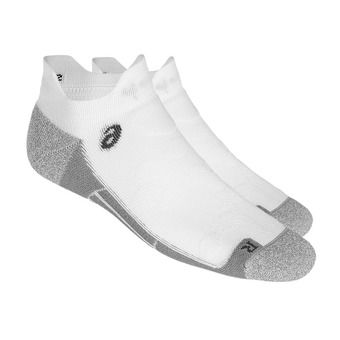 Chaussettes ROAD PED DOUBLE TAB performance white