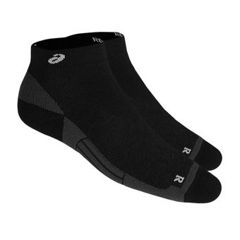 Chaussettes ROAD QUARTER performance black