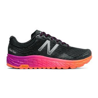 Zapatillas trail mujer HIERRO V2 black/orange