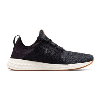 Chaussures running homme CRUZ black/white
