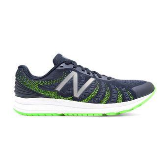 Chaussures running homme RUSH V3 navy/green
