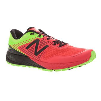 Chaussures trail homme 910 V4 red/green