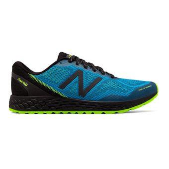 Zapatillas trail hombre GOBI V2 black/blue