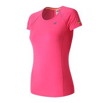 Maillot MC femme ICE alpha pink