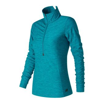 Camiseta mujer IN TRANSIT maroccan blue heather