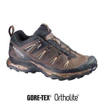 Zapatillas senderismo hombre X ULTRA LTR GTX®  br/black/navajo