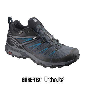 Chaussures randonnée homme X ULTRA 3 GTX® black/india ink/hawaii