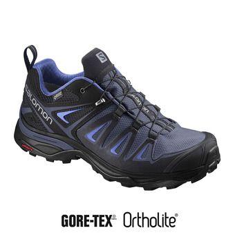 Chaussures randonnée femme X ULTRA 3 GTX® crown blue/india