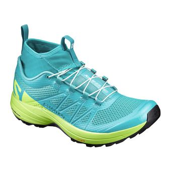 Chaussures trail femme XA ENDURO ceramic/lime punch./black