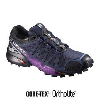 Zapatillas trail mujer SPEEDCROSS 4 NOCTURNE GTX® w ev bl