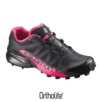 Chaussures trail femme SPEEDCROSS PRO 2 black/virtual pi/b