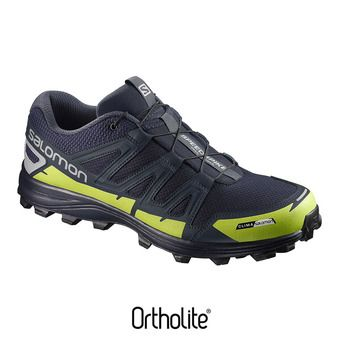 Chaussures trail SPEEDSPIKE CS  navy blaze/si/lime p