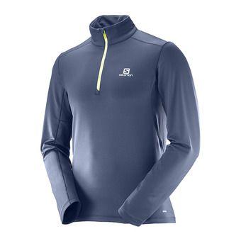 Maillot ML homme AGILE WARM HZ dress blue