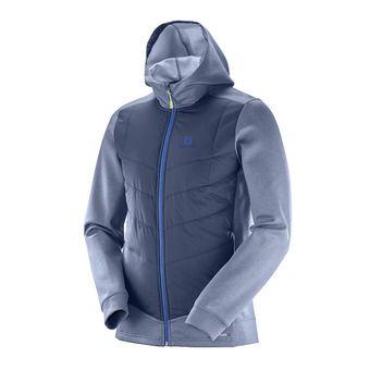 Anorak híbrido hombre PULSE  dress blue