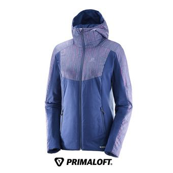 Anorak mujer DRIFTER MID  medieval blue