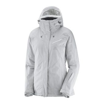 Veste de ski femme FANTASY light grey heather