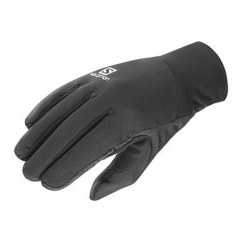 Guantes mujer EQUIPE black