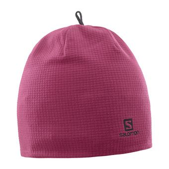 Gorro RS WARM beet red