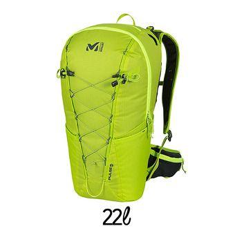 Mochila 22L PULSE acid green