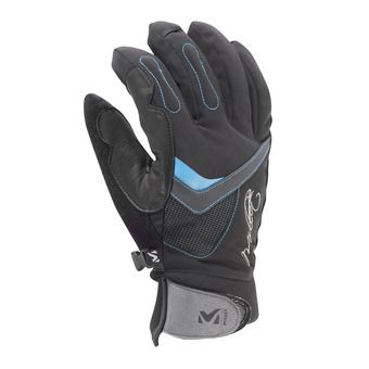 Gants femme LD TOURING TRAINING black/horizon blue