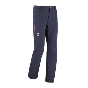 Pantalon homme TRILOGY WOOL SHOELLER saphir