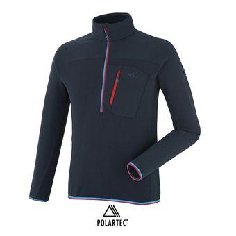 Camiseta térmica Polartec® hombre TRILOGY DUAL WOOL hombre saphir