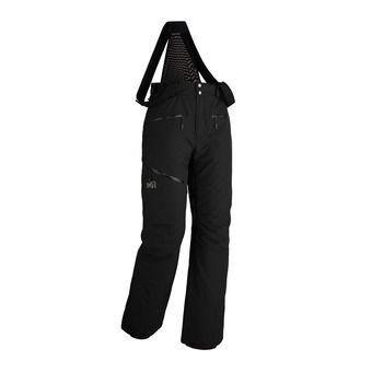 Pantalon à bretelles homme BULLIT II black