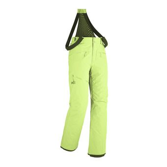Pantalón con tirantes hombre BULLIT II acid green