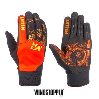Gants  Gore® Windstopper® PIERRA MENT orange
