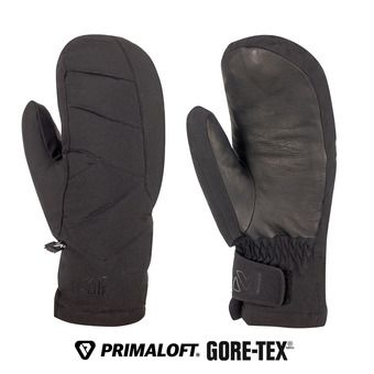 Moufles Gore-Tex® femme LD POWDER black