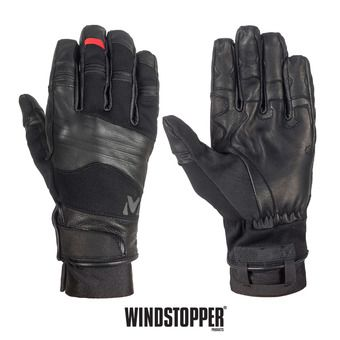 Gants  Gore® Windstopper® ALTI EXPERT WDS black
