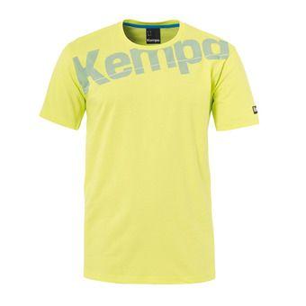 Camiseta hombre CORE amarillo spring