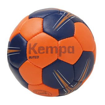 Ballon de handball BUTEO rouge vif/bleu profond