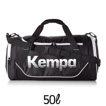 Bolsa de deporte SPORTS BAG 50L negro/blanco
