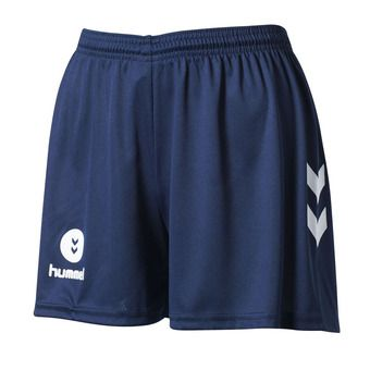 Short femme CAMPAIGN navy/white
