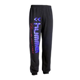 Pantalón de chándal hombre UH black/clematis blue/diva pink