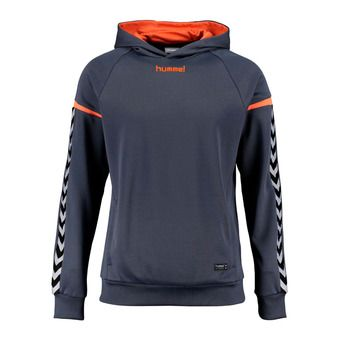 Sweat à capuche homme POLY dark blue