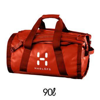 Bolsa de deporte 90L LAVA habanero/dark ruby