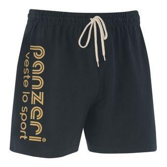 Short UNI A negro/oro