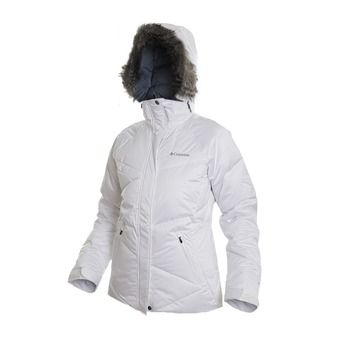 Anorak mujer LAY D DOWN™ blanc
