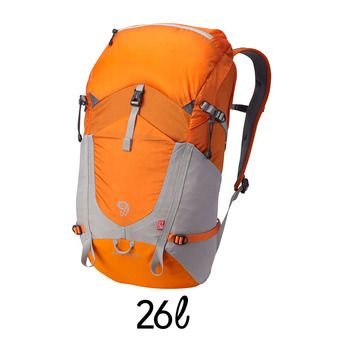 Mochila 26L RAINSHADOW alpin orange