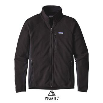 Veste polaire homme PERFORMANCE BETTER black