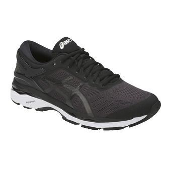 Chaussures running homme GEL-KAYANO 24 black/phantom/white