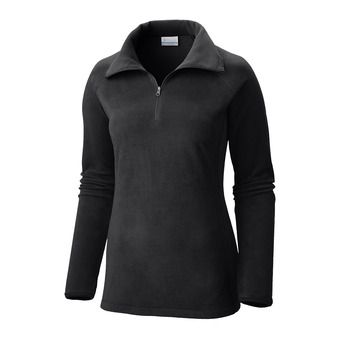 Polaire 1/2 zip femme GLACIAL™ III black