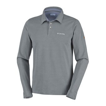 Polo ML homme FIELDS OF GREY™ boulder