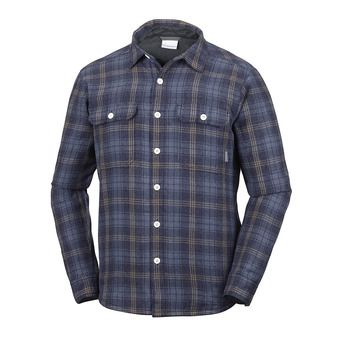 Chemise ML homme WINDWARD™ III collegiate navy plaid